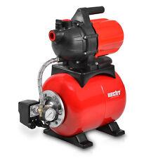 Hecht 3800 Hauswasserwerk 3200 l/h 800 Watt Wasserpumpe Gartenpumpe Pumpe