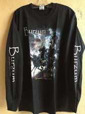 Black metal Long sleeve L shirt Dissection Ulver Marduk Mayhem Darkthrone Taake