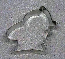 "Fireman Face Cookie Cutter 4.5""  Fighter Engine Station Sugar Baking"