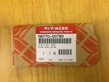 YANMAR 119770-00760 GLOW PLUGS - SET OF 4 PCS