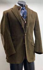 Polo Ralph Lauren Corduroy Hacking Jacket Men's 42 L Vented