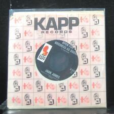 "Jack Jones - Open For Business As Usual / The Mood Im In 7"" mint- K860 Vinyl 45"