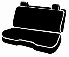 Seat Cover-SEL Front,Rear FIA OE32-95 CHARC
