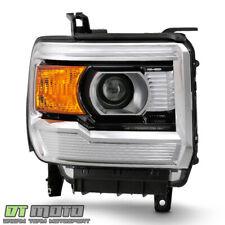 2014-2015 GMC Sierra 1500 Truck Projector Headlight Headlamp RH Passenger Side