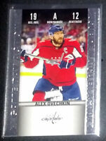 2019-20 Upper Deck Tim Hortons Hockey - Game Day Action Alex Ovechkin #HGD-12