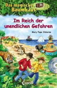 Im Reich der unendlichen Gefahren / Das magische Baumhaus Sammelband Bd.5
