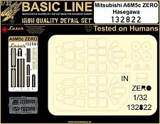 132822 HGW Basic Line - A6M5c Zero 1:32