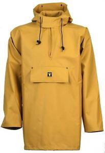 Guy Cotten Drenec Smock Glentex Yellow / Fishing Jacket