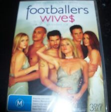 Footballers Wives The Complete First Series 1 (Australia Region 4) DVD – New