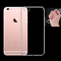 Ultra dünn Schutzhülle iPhone 6 Plus / 6s Plus TPU Silikon Case Cover Bumper