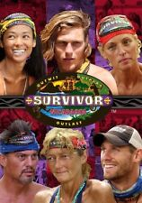 SURVIVOR 21 (2011) NICARAGUA - with MARTY + JANE - US TV Season NEW DVD R1