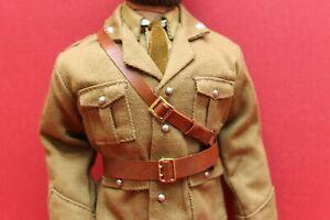 Vintage Action Man  Reproduction British Officers Sam Brown Belt