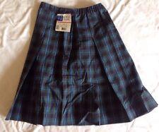 Nwt Royal Park School Uniform Style 134 Color 27 Size 14 Teen Skirt.