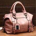 Fashion Women Leather Purse Lady Messenger Handbag Shoulder Bag Tote Satchel Hot