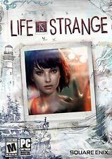 LIFE IS STRANGE PC STEAM