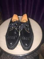 Brothel creepers D ring authentic UK 4