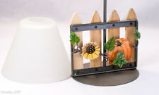 Colorful Decor Fall Seaon Holiday T-Candle Holder Lamp  Collector New Attractive