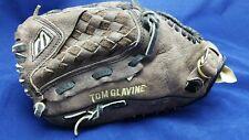 MIZUNO LHT RH HOF Tom Glavin Baseball Glove Leather Mitt Youth 10.75 Shaped GUC