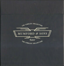 "Mumford & Sons - Babel The Singles Collection 5 x 7"" Vinyl 45 Singles Box Set"
