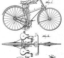 2500 S. Antikes/Altes Fahrrad/Velociped/Hochrad:1860+