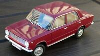 1:18 Lada 1200 VAZ 2101 Жигули Fiat 124 Murat Turkish Rare Toy Car Istanbul Plat