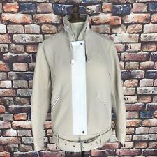 Woman's J.Lindeberg Skylet Short Jacket Grey Beige BNWT RRP £349 ! Size 6 Small