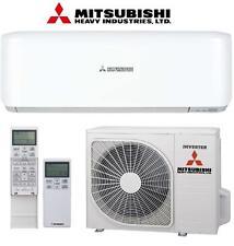 Split-Klimaanlage-Set Premium-Inverter Mitsubishi SRK20ZS-S Wandgerät 2 kW A++