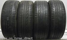 4 2055516 Bridgestone 205 55 16 Runflat RSC Part Worn Tyres Used 205/55 x4 BMW