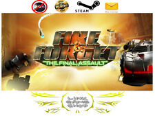 Fire & Forget - The Final Assault PC & Mac Digital STEAM KEY - Region Free