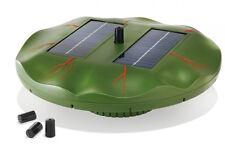 Pompa solare Fontana energia Solare Laghetto acqua giardino 4 ugelli