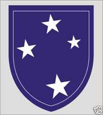 Sticker - U. S. Army - 23rd Infantry Division