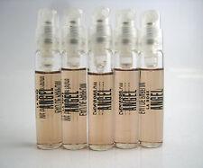 ANGEL LA ROSE Women Thierry Mugler EDP Vial Spray 0.06 oz No Card ~ LOT OF 5