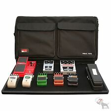 "Gator Cases GPT-PRO Wood Pedal Board w/ Black Nylon Carry Tote Bag 30"" x 16"""