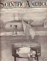 1907 Scientific American April 20 - The Dakota sinks