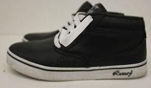 100% AUTHENTIC VLADO FOOTWEAR 'DEFINITION' IG-1130-2 BLACK MEN'S SNEAKERS SZ: 9