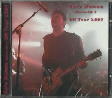 GARY NUMAN UK tour 2001 live photos CD 1 - fanclub exclusive 62 photos