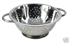 Pendeford Stainless Steel Collection Twin Handled Colander 23 cm SS2023