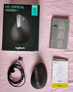 Logitech MX Mouse Verticale Wireless Ergonomico