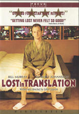 Lost in Translation (Dvd, 2004, Widescreen) New