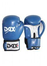 Dax-Sports-Guantoni da boxe Onyx TT, carbonblau .10oz-12oz. BOX. KICK BOXE.