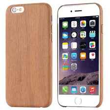 Ultrathin Natural Wood Shockproof Phone Case Cover For iPhone 10 X 8 7 6S Plus 5