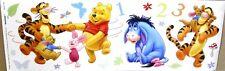 Disney Winnie Pooh , Wandaufkleber, Wandsticker, Wandtattoo, Sticker Puuh Pu