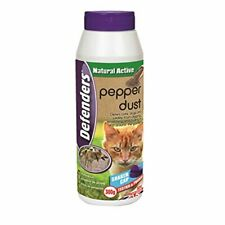 Defenders Pepper Dust 300g Deters Cats Dogs Wildlife Digging Fouling STV614