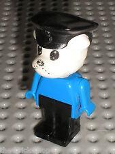 LEGO FABULAND minifig figure Bulldog x581c02 / set 3664 3643 3639 3789 3794