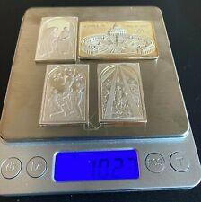 Italian silberbarren 102.7 gramm