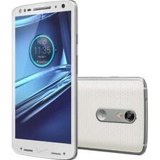 Motorola Droid Turbo 2 - 32GB - White (Verizon + GSM Unlocked; AT&T / T-Mobile)