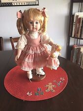Dynasty Doll Collection Porcelain Doll , Gerrie ,1990