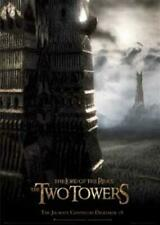 Lord of the Rings Poster LOTR Two Towers Commercial Mint
