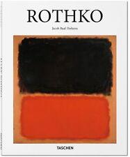 Fachbuch Mark Rothko 1903-1970, Bilder als Dramen, Expressionismus, OVP, NEU