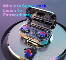 Bluetooth Wireless Tws Mini Stereo Earbuds Hifi In-Ear Charging Base Headphone